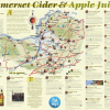 New Somerset cider map