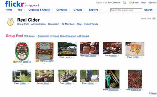 Flickr-Real-Cider