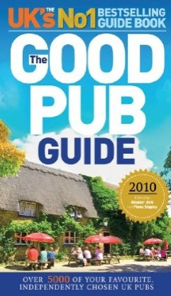 The Good Pub Guide 2010
