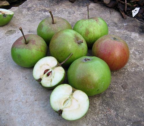 Vilberie - Bittersweet Cider Apples