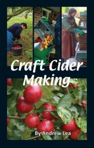 Craft Cider Making book cover