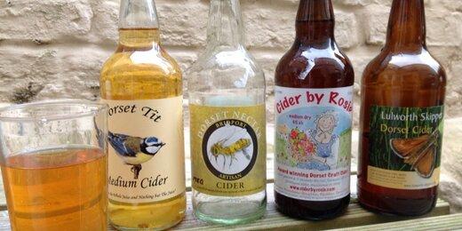 Dorset ciders